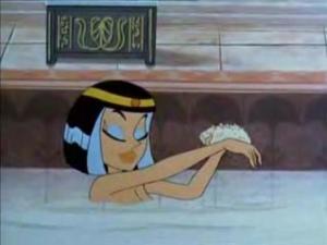 Cleopatra era conocedora de los mejores secretos de belleza