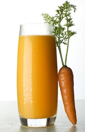 El zumo de zanahoria es bueno para la diarrea y además ayuda a adelgazar.